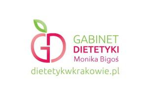 logo dietetykwkrakowie Monika Bigoś