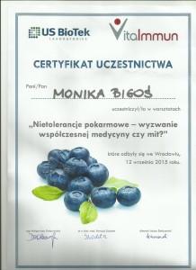Warsztaty nietolerancje pokarmowe i mikrobiota - Wrocław 2015