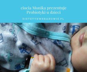 Probiotyki u dzieci